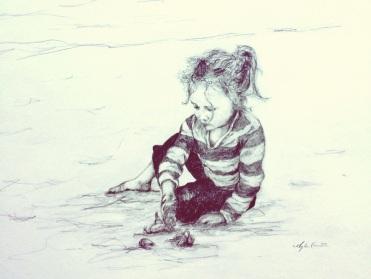 E In Sand