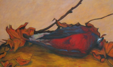 After the Fall - Oil on Canvas