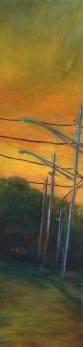 Landscape Memories - Oil on Panel